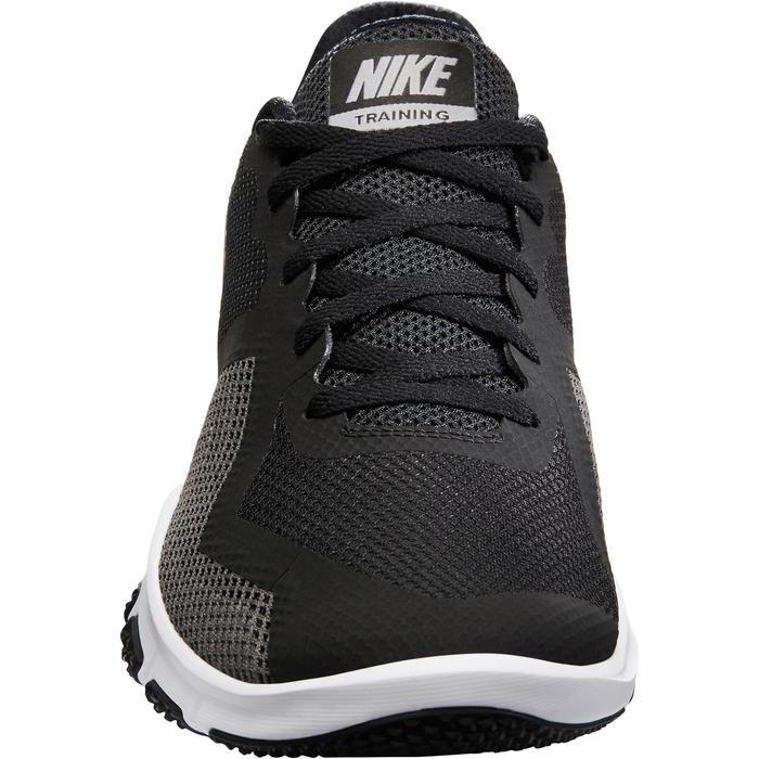 Chaussures marche sportive homme Flex Control noir - 1261093