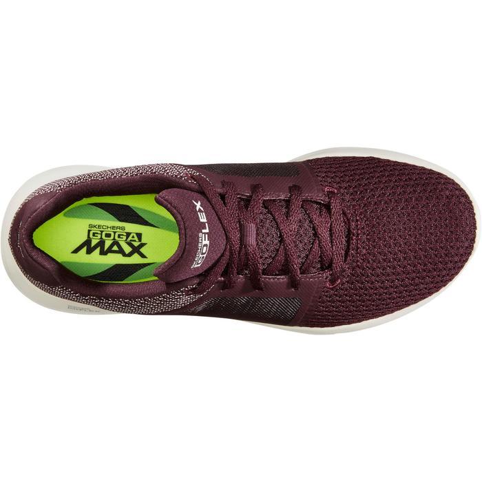 Chaussures marche sportive femme Go Flex prune - 1261096