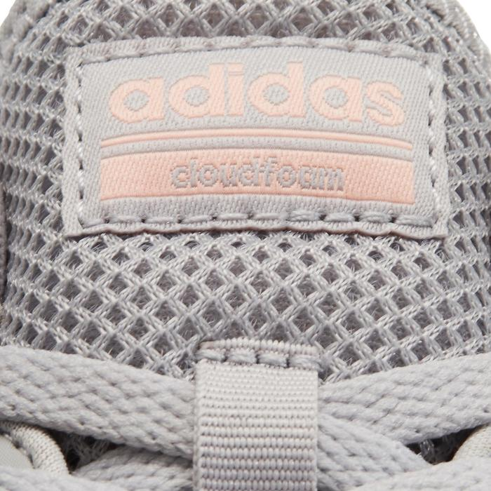 Chaussures marche sportive femme CF Element Race gris / rose - 1261099