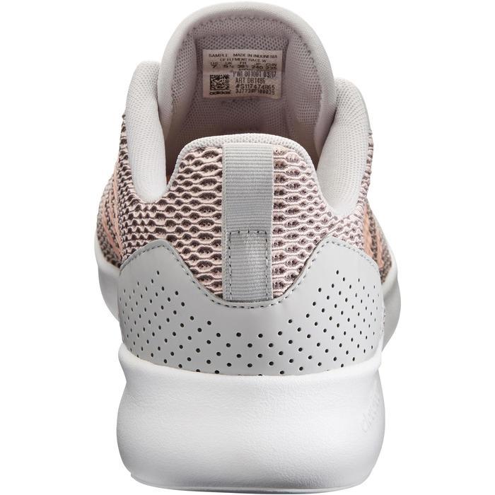 Chaussures marche sportive femme CF Element Race gris / rose - 1261109
