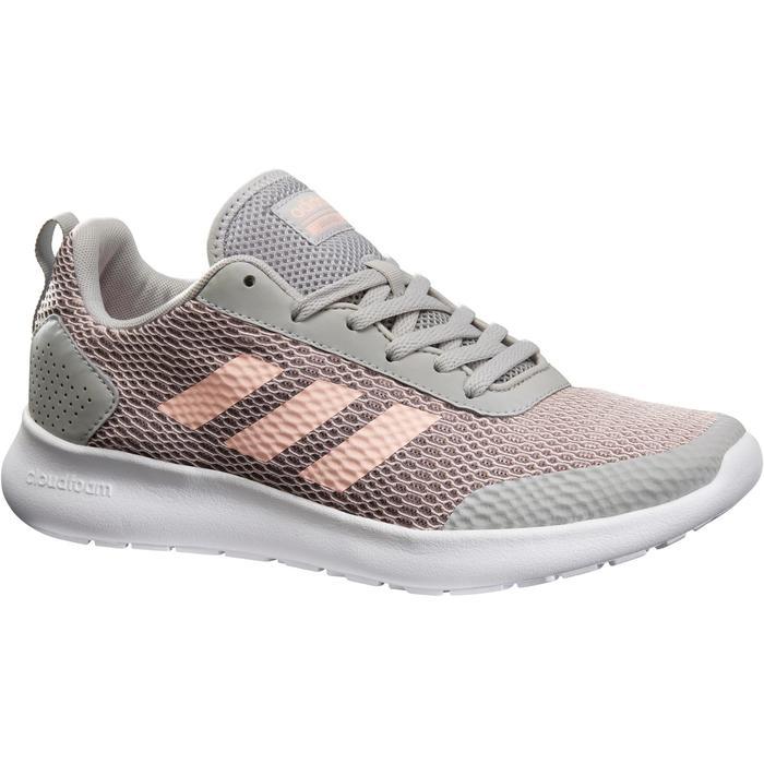 Chaussures marche sportive femme CF Element Race gris / rose - 1261116