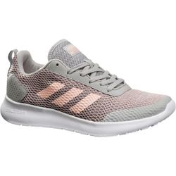 Damessneakers CF Element Race grijs/roze