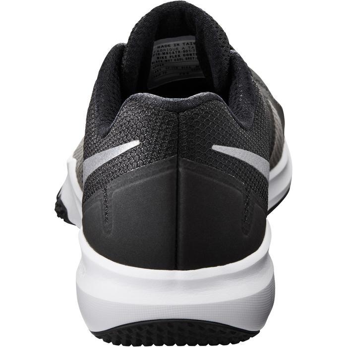 Sportieve wandelsneakers voor heren Flex Control zwart