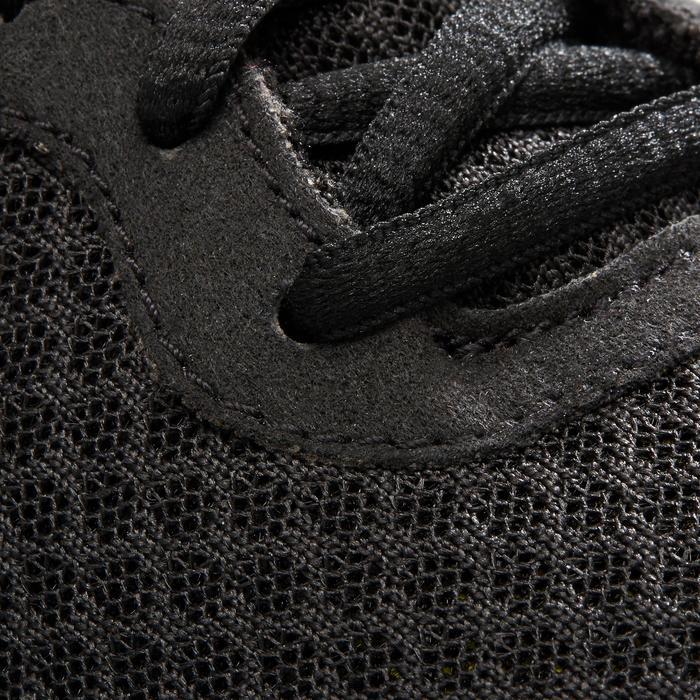 Chaussures marche sportive enfant Tanjun noir / rose - 1261126