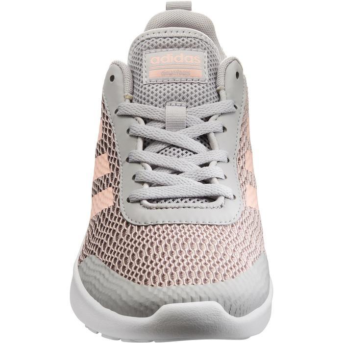 Chaussures marche sportive femme CF Element Race gris / rose - 1261135