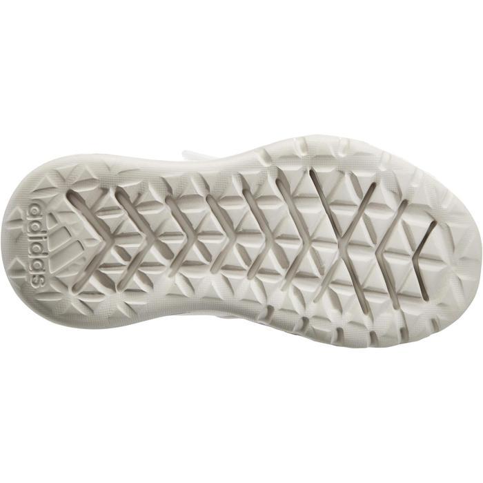 Chaussures marche sportive enfant Rapida Flex2 blanc / rose - 1261146