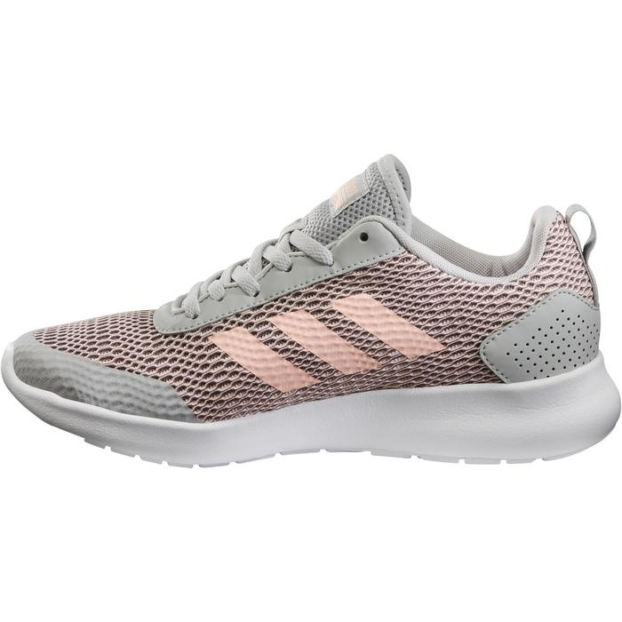 Chaussures marche sportive femme CF Element Race gris / rose - 1261148