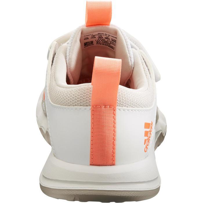 Chaussures marche sportive enfant Rapida Flex2 blanc / rose - 1261150