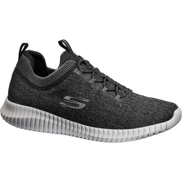 Herensneakers Slip-On grijs - 1261160