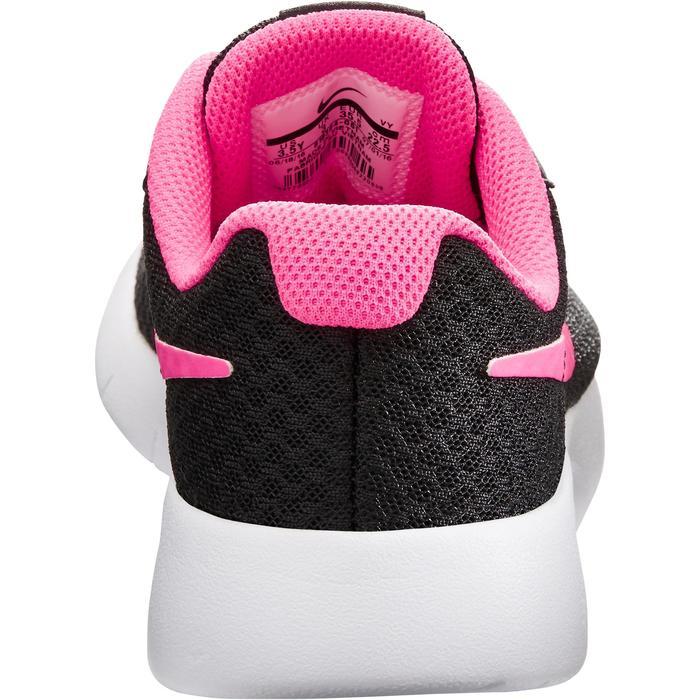 Chaussures marche sportive enfant Tanjun noir / rose - 1261162