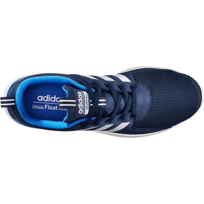 Sportieve wandelsneakers voor heren CF Lite Racer blauw - 1261163