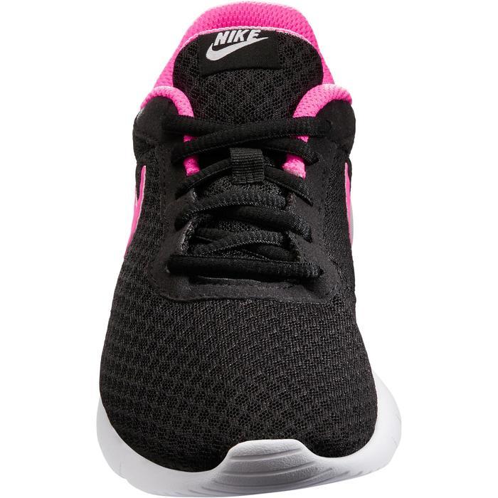 Chaussures marche sportive enfant Tanjun noir / rose - 1261173