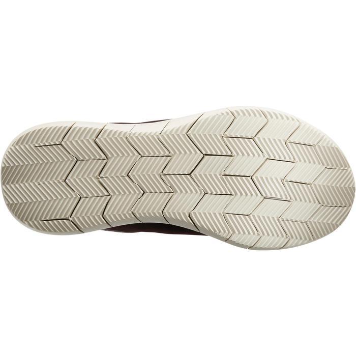 Chaussures marche sportive femme Go Flex prune - 1261176