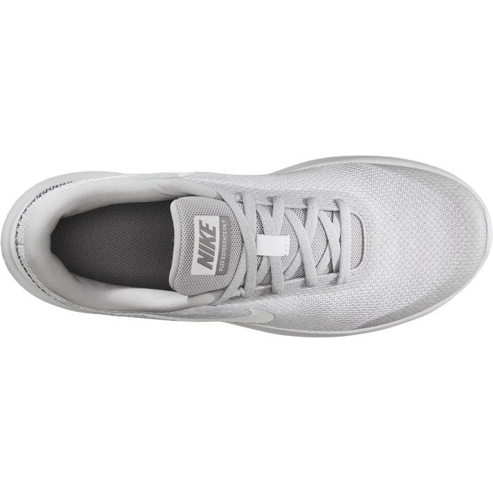 Chaussures marche sportive femme Flex Experience gris - 1261178