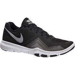 Chaussures marche sportive homme Flex Control noir