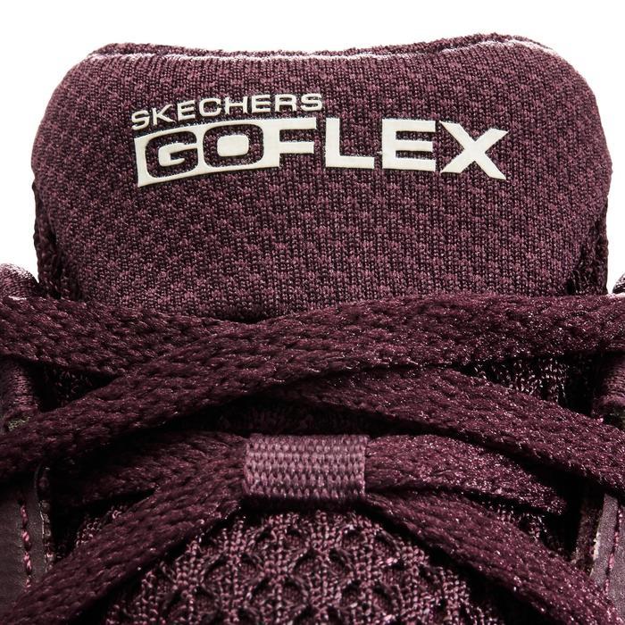Damessneakers Go Flex pruim - 1261184