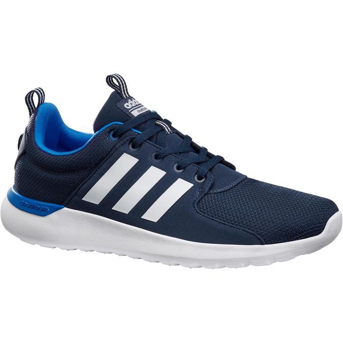 Sportieve wandelsneakers voor heren CF Lite Racer blauw - 1261194
