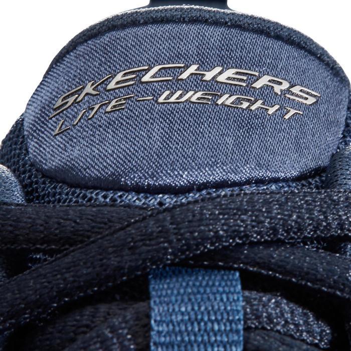 Chaussures marche sportive femme Flex Dual Lite bleu - 1261199