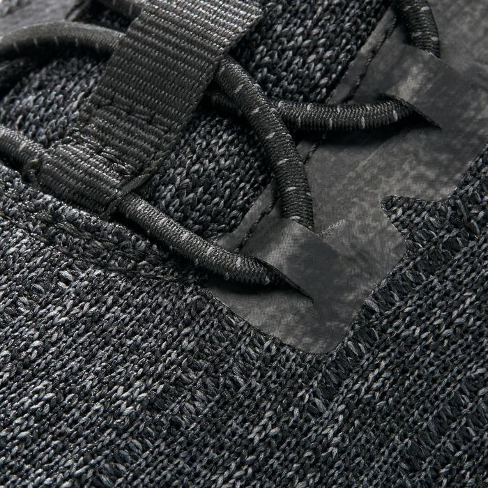 Herensneakers Slip-On grijs - 1261200