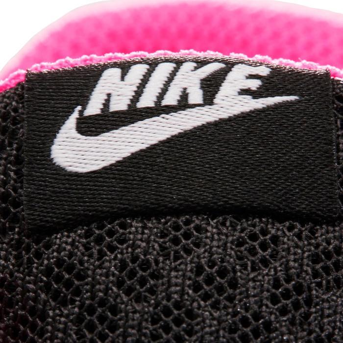 Chaussures marche sportive enfant Tanjun noir / rose - 1261201