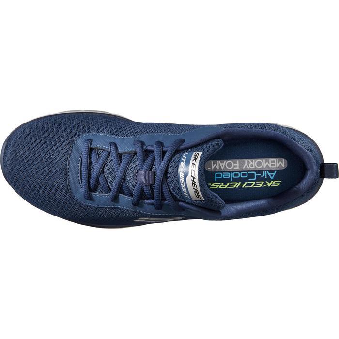 Chaussures marche sportive homme Dual Lite bleu - 1261207