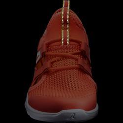 兒童款健走鞋PW 500 Fresh-珊瑚紅