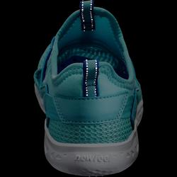 兒童款健走鞋PW 500 Fresh-淺碧藍色