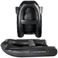 Schlauchboot Black Boat One 180 Karpfenangeln