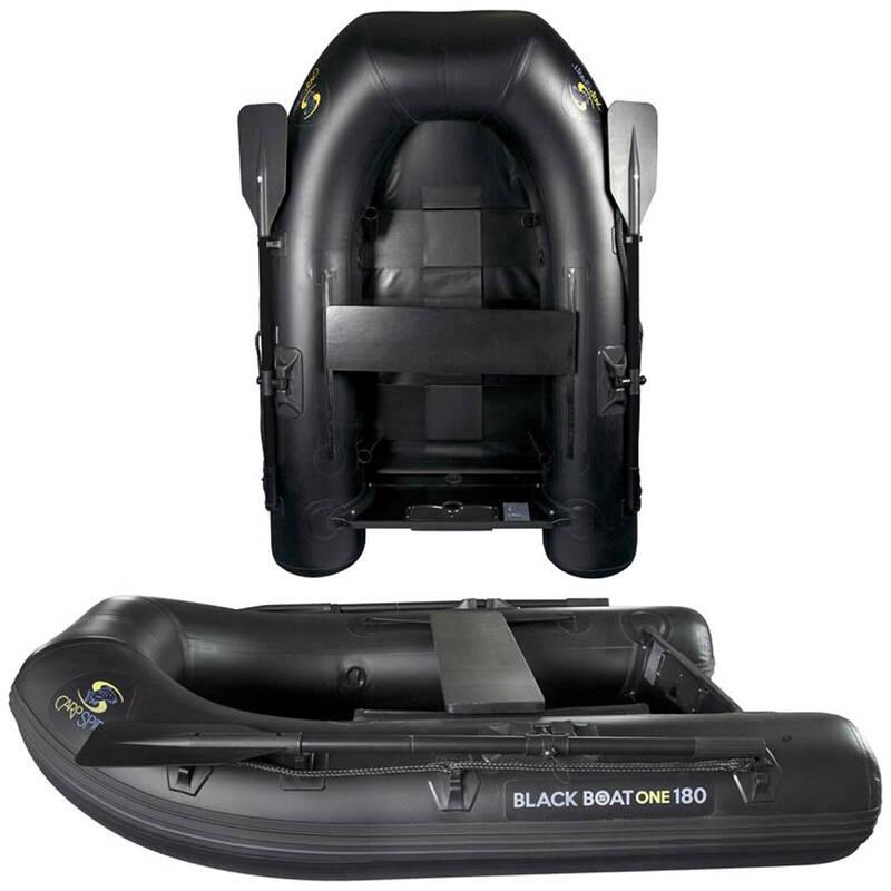 ČLUNY, MOTORY, BATERIE Rybolov - ČLUN BLACK BOAT ONE 180 CARP SPIRIT - Příslušenství pro rybáře