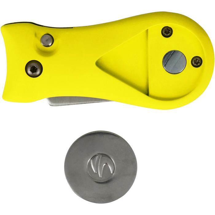 Pitchgabel gelb