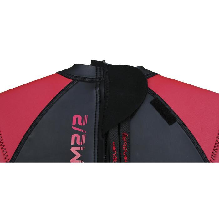Combinaison natation néoprène OWS 500 2,5/2mm homme eau tempérée - 1261409