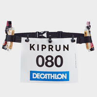 Race Number Belt