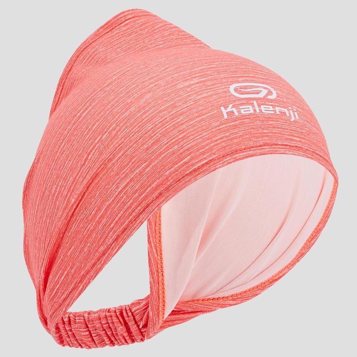 Hoofdband hardlopen dames roze