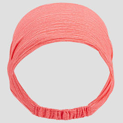RUNNING WOMEN'S HEADBAND - PINK
