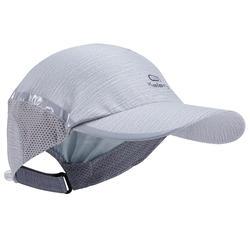 כובע ריצה לנשים - אפור