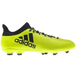 Chaussure de football adulte X 17.3 FG jaune