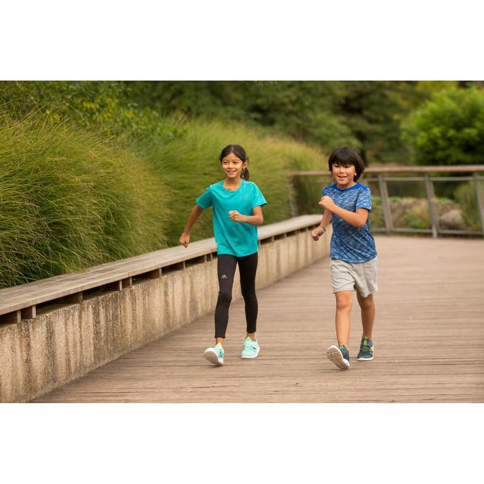 Sportschuhe PW 500 Fresh Kinder grau/grün