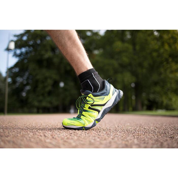 Chaussures marche sportive/athlétique homme PW 900 Propulse Motion jaune fluo - 1261672