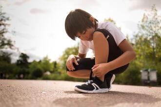 Hoe kies je sportschoenen voor je kind?