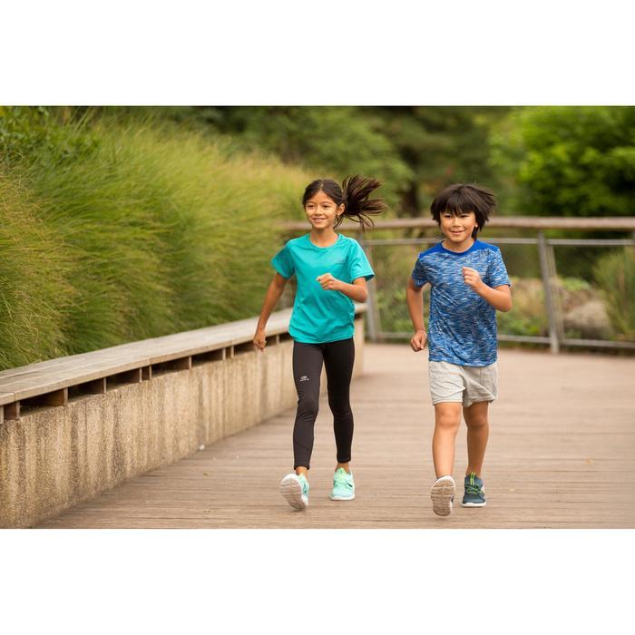 Sportschuhe Walking PW 500 Fresh Kinder türkis