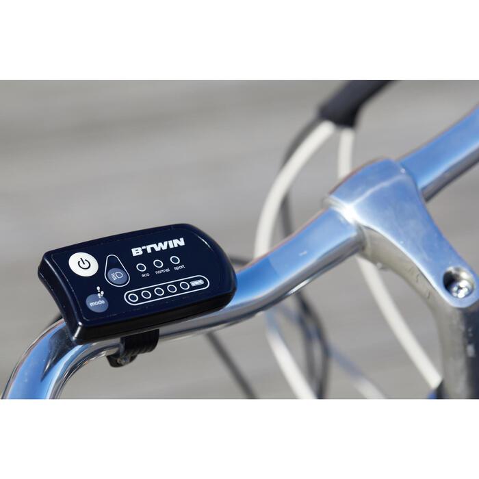 E-Bike Elops 500 tiefer Einstieg