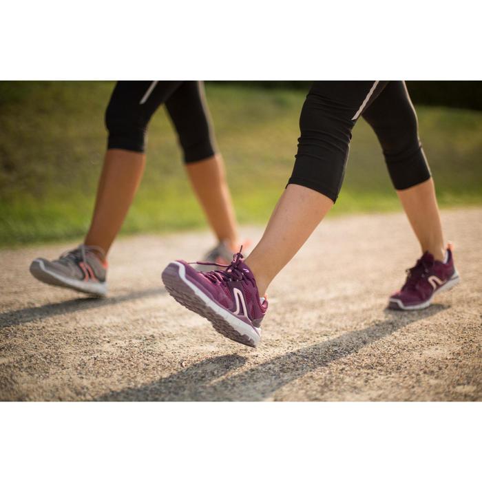 Chaussures marche sportive femme HW 500 Mesh beige