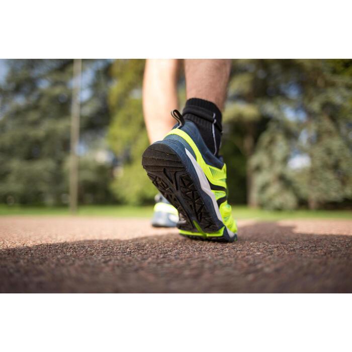 Chaussures marche sportive/athlétique homme PW 900 Propulse Motion jaune fluo - 1261749