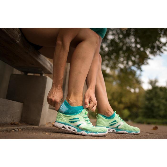 Chaussures marche sportive femme PW 500 Fresh vert