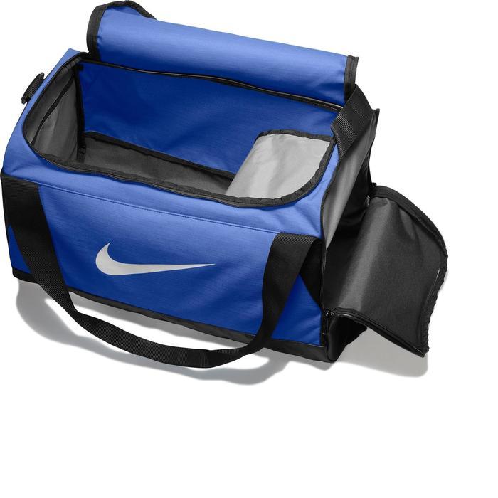 Fitnesstas Nike Brasilia blauw