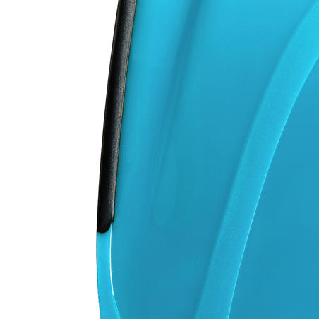 SNK 500 Adult Snorkelling Fins turquoise black
