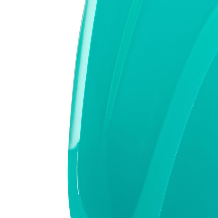 Palmes de snorkeling SNK 500 adulte bleues vertes