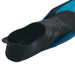 SNK 520 Adult Snorkelling Flippers Turquoise Black