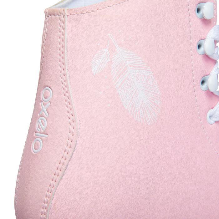 Rolschaatsen voor kunstrijden 100 roze