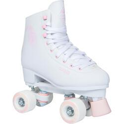 100 Artistic Roller Skates - White